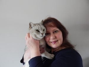 Me and my big boy cat Pepper